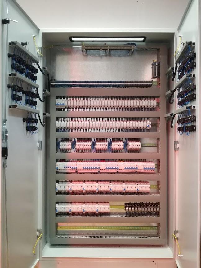 Производство и асемблиране елекрически табла